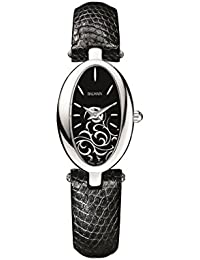 BALMAIN Haute Couture Collection Femme Bracelet Cuir Quartz Montre  B3251.32.66 118f94d20b9