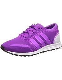 adidas Los Angeles W Schuhe schwarz weiß im Shop Damen