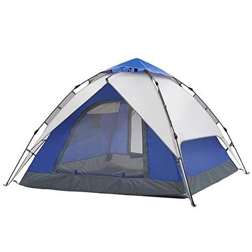 APXZC 3-4 Personen tragbare leichte automatische Pop-Up-Zelt,