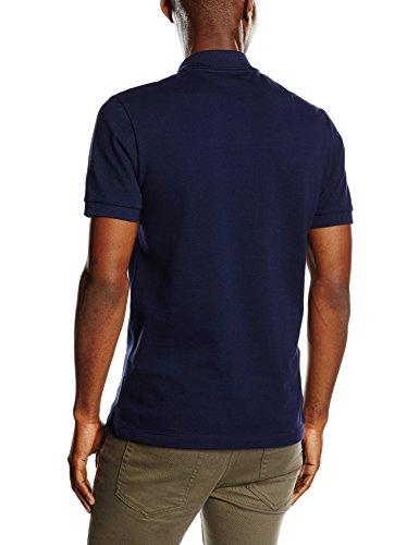 Lacoste Herren Poloshirt PH4012 - 00, Slim FIt Blau (Marine)