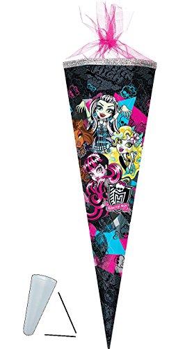 - Monster High  Panikparty  - 22 cm - mit Tüllabschluß - Zuckertüte - mit / ohne Kunststoff Spitze Spitze - Nestler - Vampire Puppen - Frankie Ste.. ()