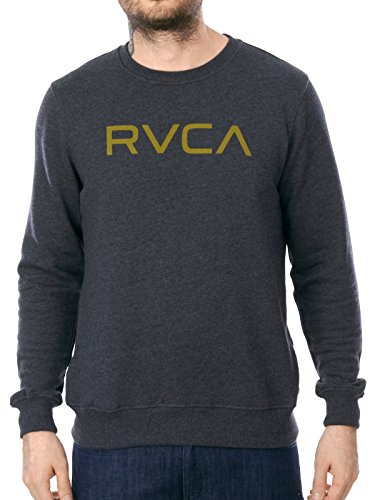 maglione-rvca-big-crew-charcoal-heather-s-grigio