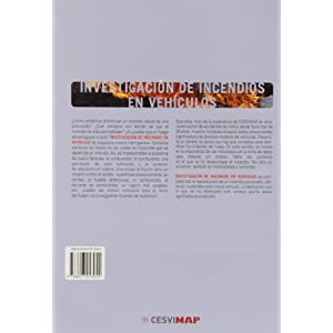 Investigacion de incendios en vehiculos (Monografias)