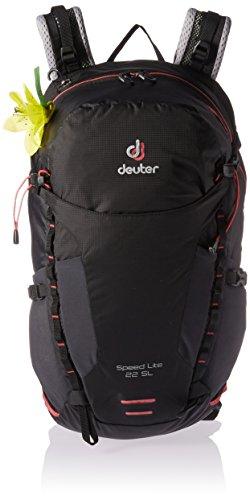 Deuter Speed Lite 22 SL Mochila, Unisex adultos, Negro (black)