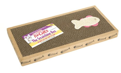 Classic for Cats The Scratching Box 1