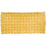 Wenko 20266100 Paradise Tapis de Baignoire Orange Dimensions 71 x 36 cm