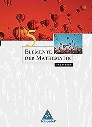 Elemente der Mathematik SI - Ausgabe 2010 für Thüringen: Schülerband 5