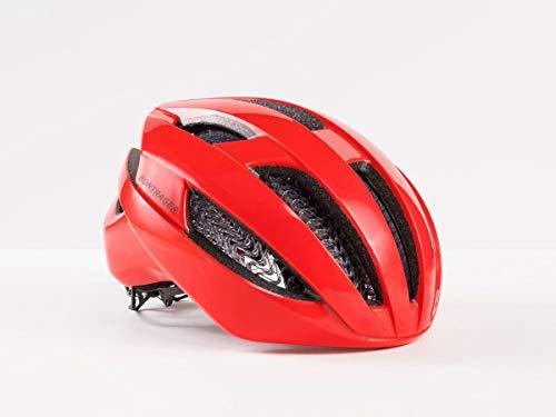 Bontrager Specter WaveCel Rennrad Fahrrad Helm rot 2020: Größe: M (54-60cm)