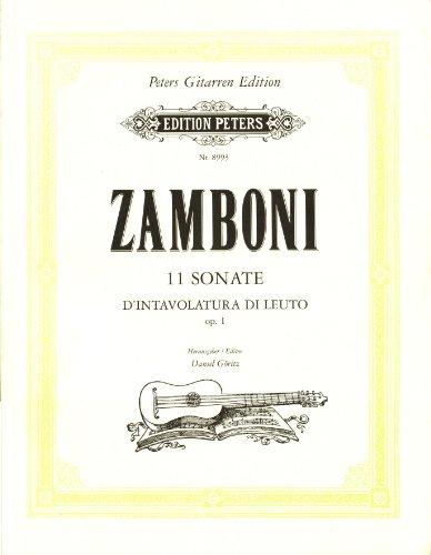 11-sonaten-op-1-dintavolatura-di-leuto-gitarre