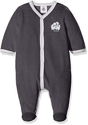 Petit Bateau Luck 1 Conjuntos de Pijama, Unisex Bebé