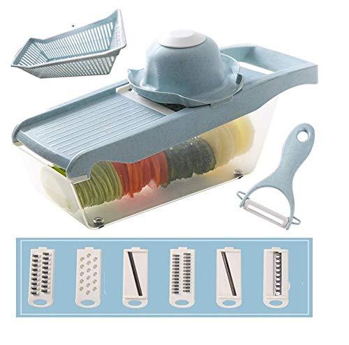 Rallador de artefactos Shredder - cortadora de alambre de cocina para el...