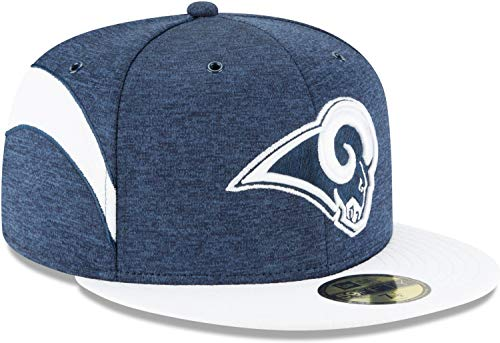 New Era Cap blau 7 3/8