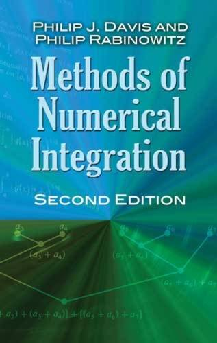 Methods of Numerical Integration (Dover Books on Mathematics)