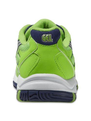 Asics Gel-Resolution 5 GS Neon Green / Lightning / green