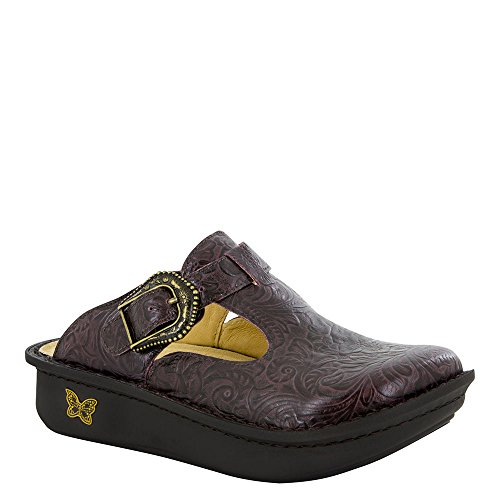 Alegria Classic, Chaussures femme Molasses Tooled