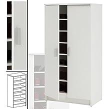 suchergebnis auf f r grosser schuhschrank. Black Bedroom Furniture Sets. Home Design Ideas