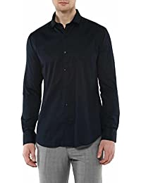 Richard Parker by Pantaloons Men's Cotton Lycra Shirt