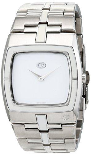 Rip Curl A2125G-1000 - Reloj de pulsera hombre, Acero inoxidable, color Plateado