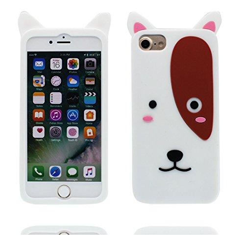 "Hülle iPhone 6 6s Cover 3D Cartoon Lippenstift, TPU Flexible Durable Shock Dust Resistant iPhone 6 Handyhülle 4.7"", iPhone 6S case 4.7"" # 1"