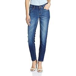 Newport Women's Skinny Fit Jeans (400016264067_Blue_30)