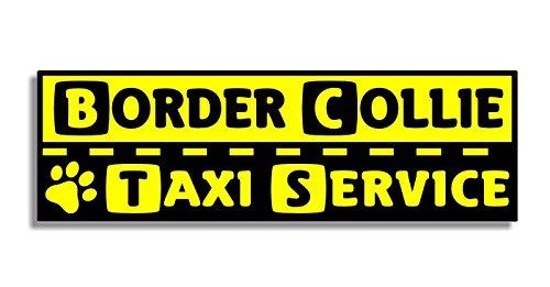 border-collie-taxi-service-car-bumper-sticker-auto-adesivi-porta-di-casa-window-door-dog-cane-sign-d