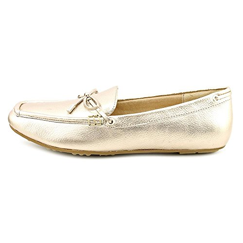 Isaac Mizrahi Anabell Femmes Large Cuir Mocassin gold