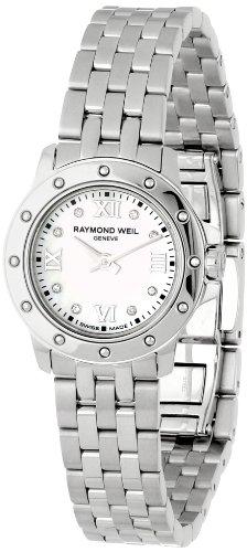 Raymond Weil 5799-ST-00995 - Reloj para mujeres, correa de acero