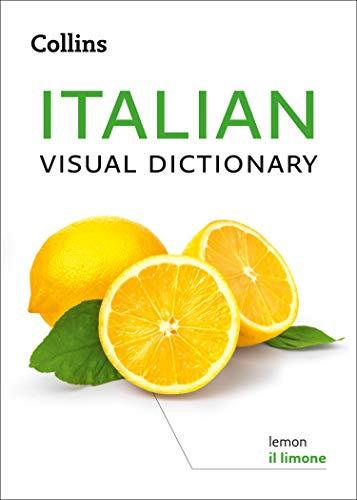 Collins Italian Visual Dictionary (Collins Visual Dictionaries) (Italian Edition)