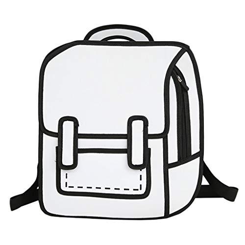 xmansky Damen Shopper Handtasche Crossbody Tasche Shell Schulter Umhängetaschen Messenger Bag,Damenmode Tasche Große Kapazität Computer Tasche Student Rucksack Umhängetasche -