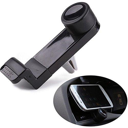 Auto Handyhalterung für den Lüftungsschlitz universale Halterung, 360 Grad drehbar, einzigartiges Design für iPhone, Samsung, Huawei... Nokia Lumia 520 Dual Sim