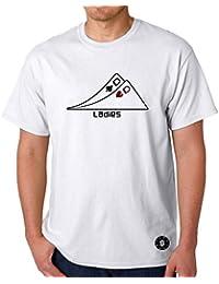 T-shirt Poker Blanc - Paire de Dames Ladies
