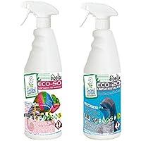 Limpieza Ecológica BioEflu (Multisuperficies 750 ml + Limpiador de Baños ...
