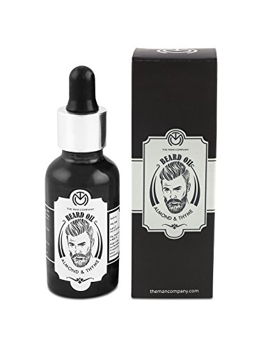 The Man Company Oil for Beard Moustache and Mooch -...