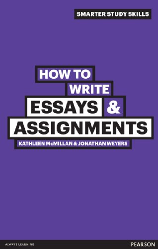 how to write essays assignments smarter study skills amazon co  a lower priced version of this book is available