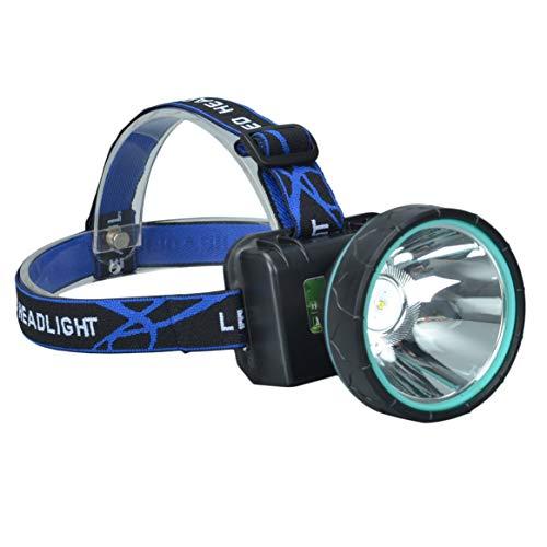 5W wiederaufladbare Scheinwerfer LED Scheinwerfer wasserdicht 390LM Scheinwerfer Lampe Eingebaute 3000mA 18650 Lithium-Batterie + Ladegerät