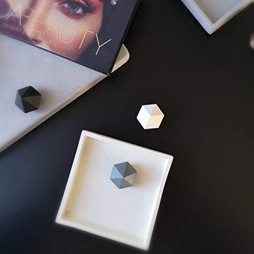 Beton Weiß Quadratische Platte