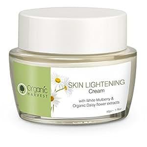Organic Harvest Skin Lightening Cream, 50g