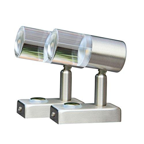 LED-Wandstrahler  <strong>Anwendungsbereich</strong>   Innen