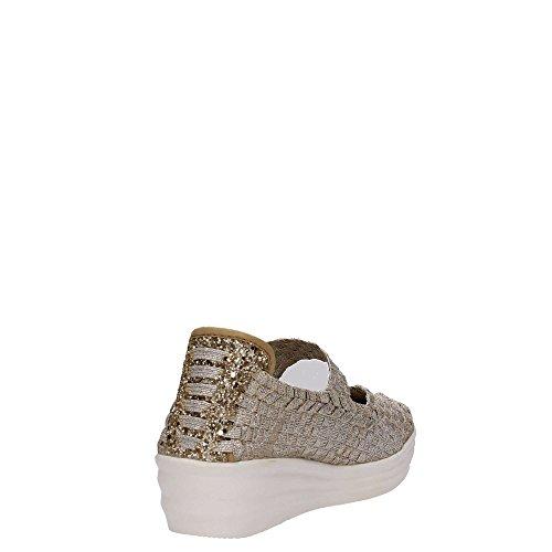 Melluso 05911 Sneakers Donna Platino