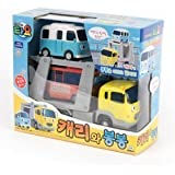 TAYO The Little Bus, Carry + BongBong Set