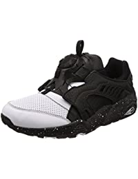 Puma Smash L Sneaker Unisex Adulto Nero Black White 40.5 EU 7 UK w1l