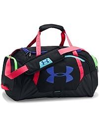 Under Armour Unisex 3.0innegable Duffel Bag, color negro, pequeña