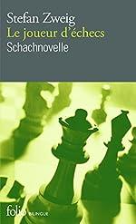 Le joueur d'échecs/Schachnovelle de Stefan Zweig