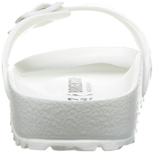 Birkenstock Madrid EVA Damen Pantoletten Weiß (White)