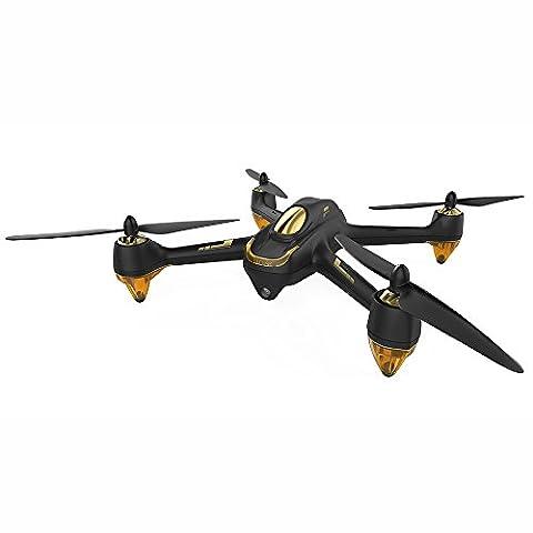 Hubsan H501S X4 Brushless FPV Quadricoptère Drone GPS avec Caméra 1080P HD 5.8Ghz(Noir)