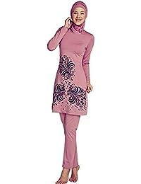 Muslimischen Damen Badeanzug Muslim Islamischen Full Cover Bescheidene Badebekleidung Modest Muslim Swimwear Beachwear Burkini