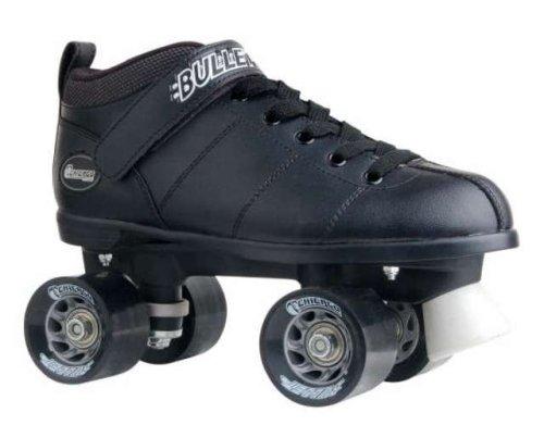 Chicago Bullet Men's Speed Skate (Size 5) ,Black