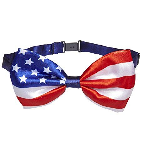 Panelize Thema Amerika Fliege Schleife in den Farben der USA amerikanische Symbole