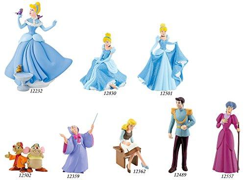 12359 - BULLYLAND - Walt Disney Cendrillon - Figurine Marraine la bonne fée
