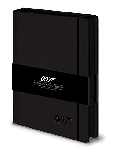 "NO.1 BETTING JAMES BOND SR71981 A5 ""007 LOGO"" PREMIUM NOTEBOOK REVIEWS"
